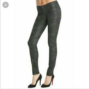 J Brand size 27 camo print jeans